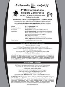 National folklore conf