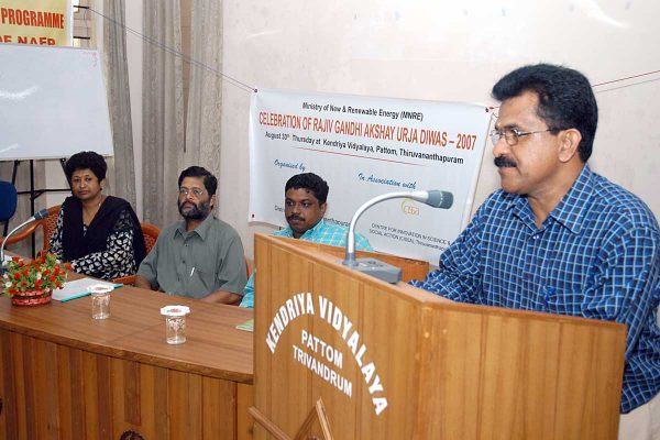 DR-K.G.Ajithkumar-welcomming-the-guests-L-R--Dr